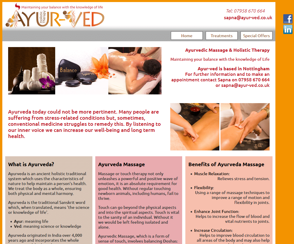 Ayur Ved - www.ayur-ved.co.uk
