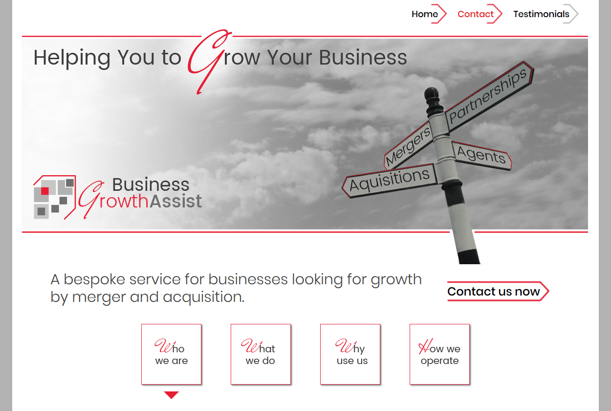 Mergers and Acquisitions with Business Growth Assist_ - www.businessgrowthassist.co.uk