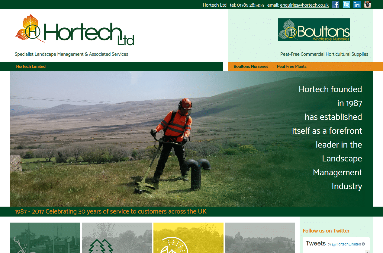 Hortech Ltd - www.hortech.co.uk