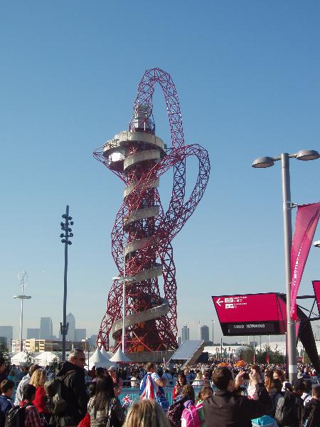 The Orbit Tower